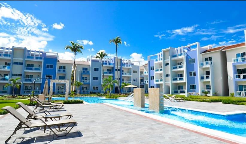 2BR Great LOCATION..Found Your Place, Baby! - Punta Cana - Appartement