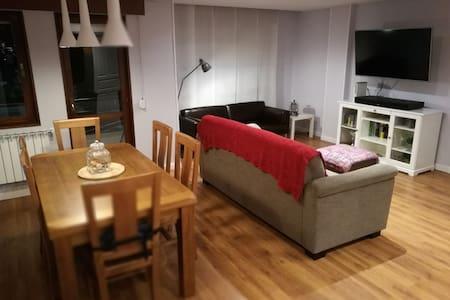 Apartamento acogedor en el centro de Somo