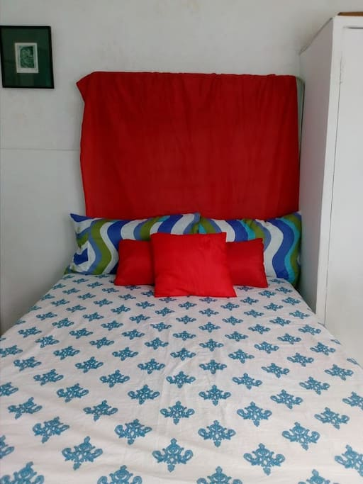 Comfy... Your bedroom awaits