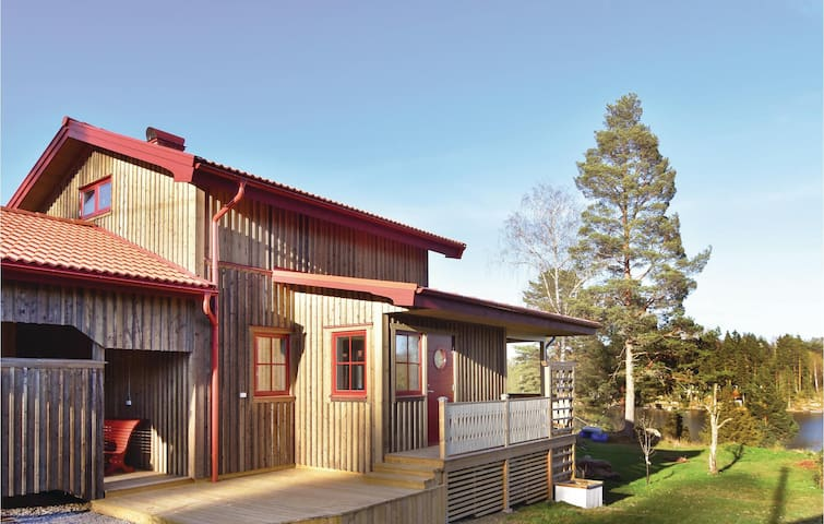 Holiday cottage with 1 bedroom on 75 m² in Arvika