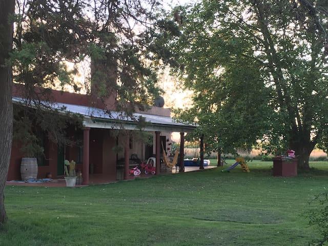 Vive el campo Argentino - Cuartel V