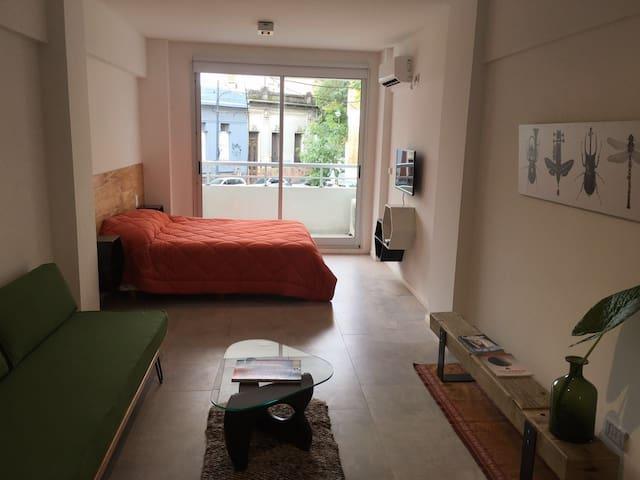 Palermo- BRAND NEW DESIGNER STUDIO! - Buenos Aires - Appartement en résidence