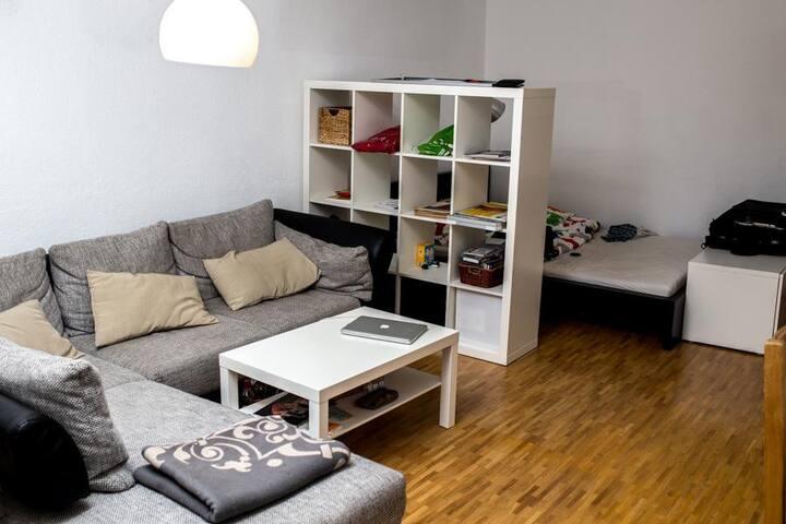 Großes, schönes Zimmer - super Lage - Hannover - Leilighet