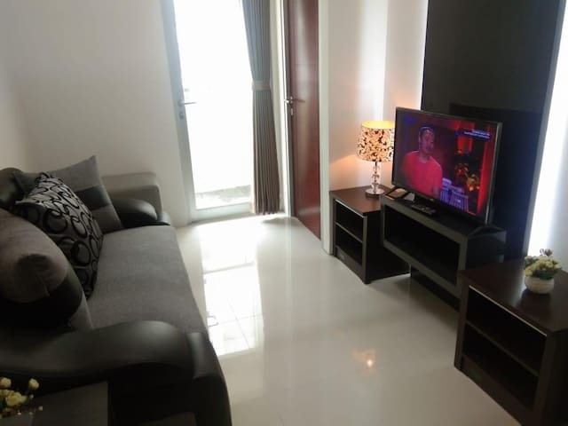 2BR Apt GUNAWANGSA located @ Surabaya City Center