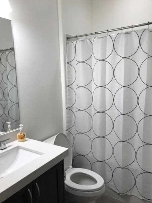 Adjacent Private Bathroom