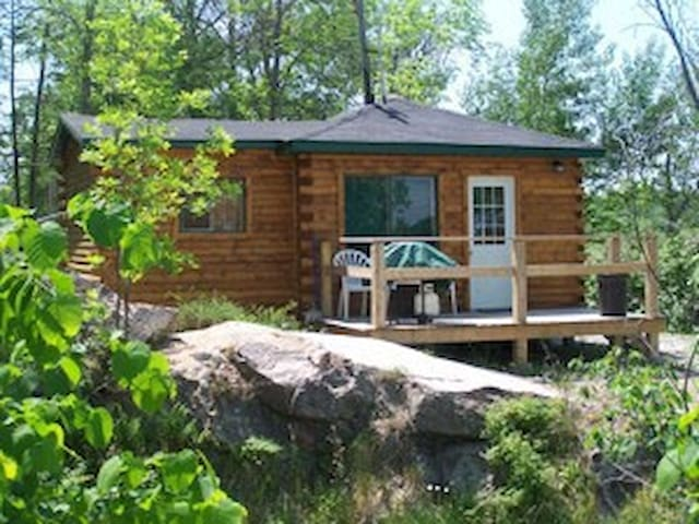 Lakeside Canadian North Log Cabin
