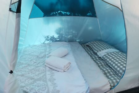 Campement au coeur du Parque National  Bemposta