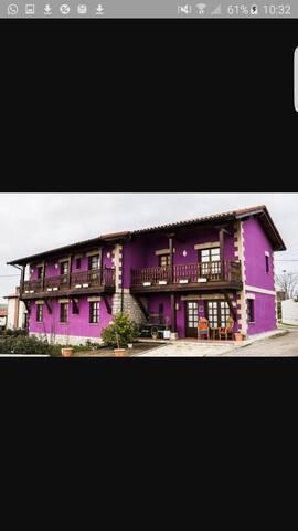 Casa rural en Suances - Hinojedo - Huis
