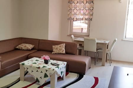 Furnished large studio 4 persons at Bursa central