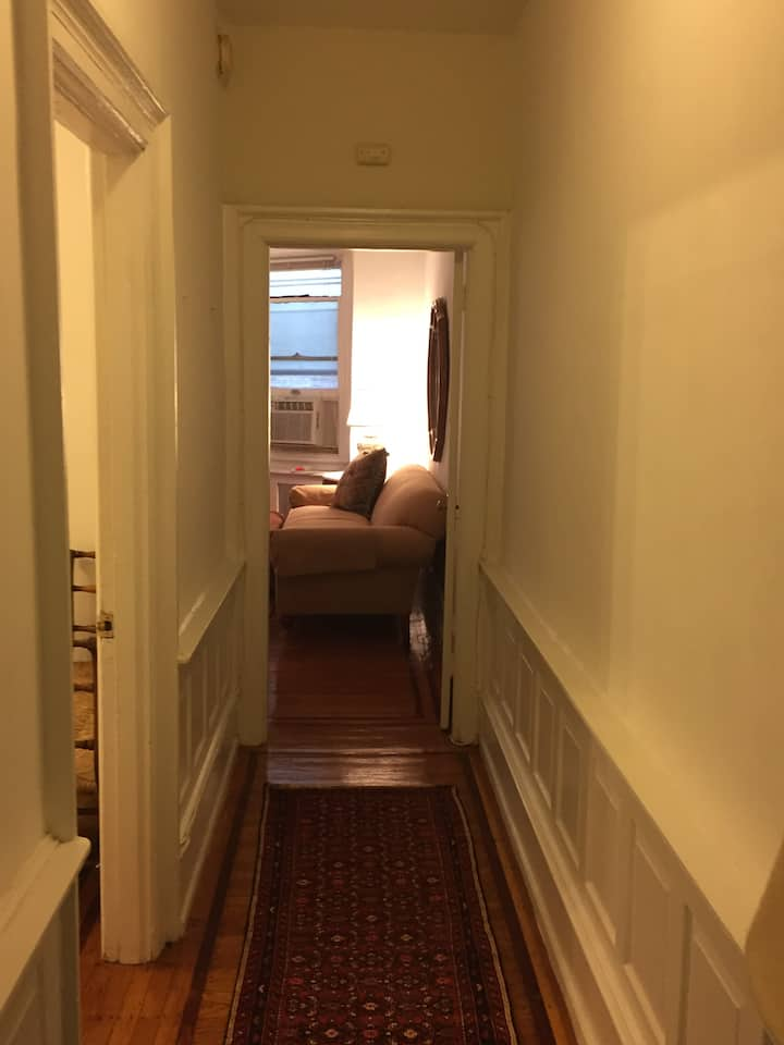 Charming + Classic Rittenhouse One Bedroom