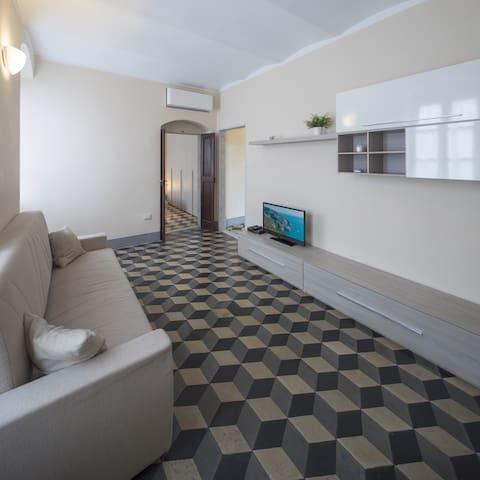 Appartamento con Piscina per 4 persone a Lerici