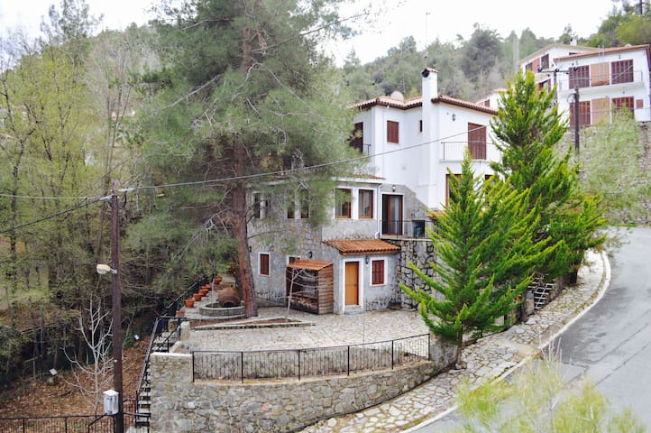 Mountain House Cyprus - Kakopetria - Rumah