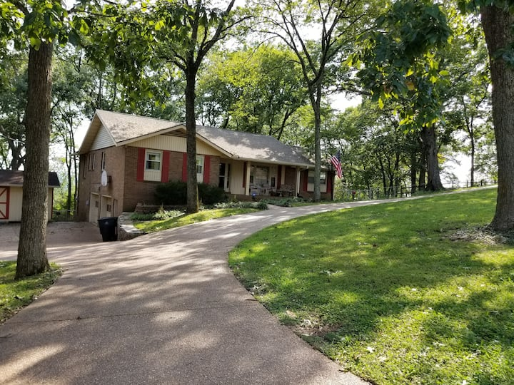 Patterson Knob Apartment in South Nashville
