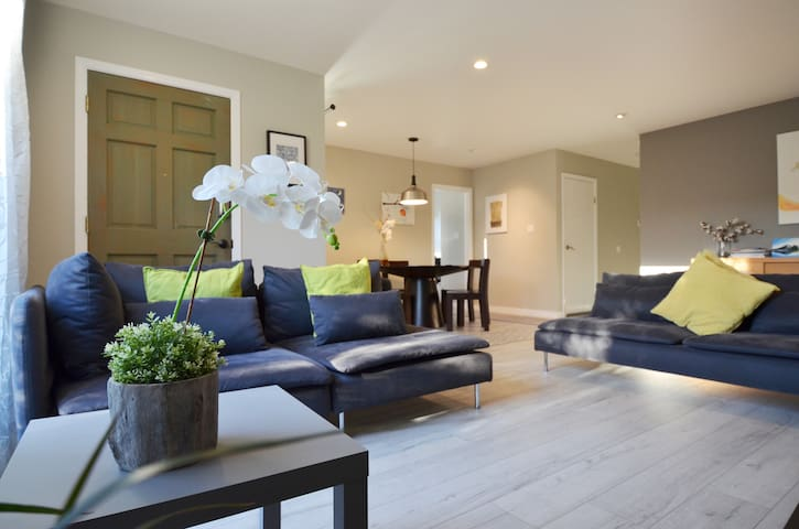 Elegant and Cozy 3RM/4BD/2BA house near SFO/SF
