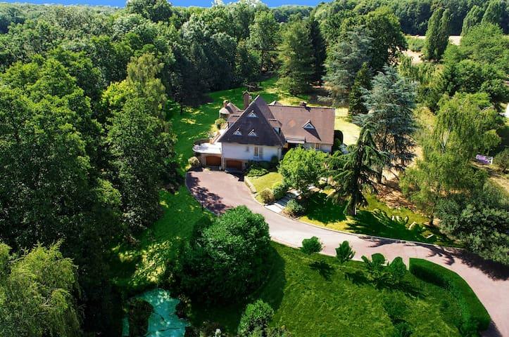 HOUSE PARK Villa - Favières - Villa