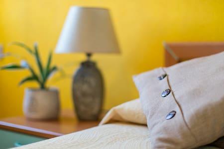 Stilvoll eingerichtetes Apartment in Posada
