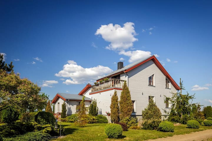 Your private house near Palanga!