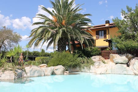 Apartment + pool Maremma Toscana - Massa Marittima