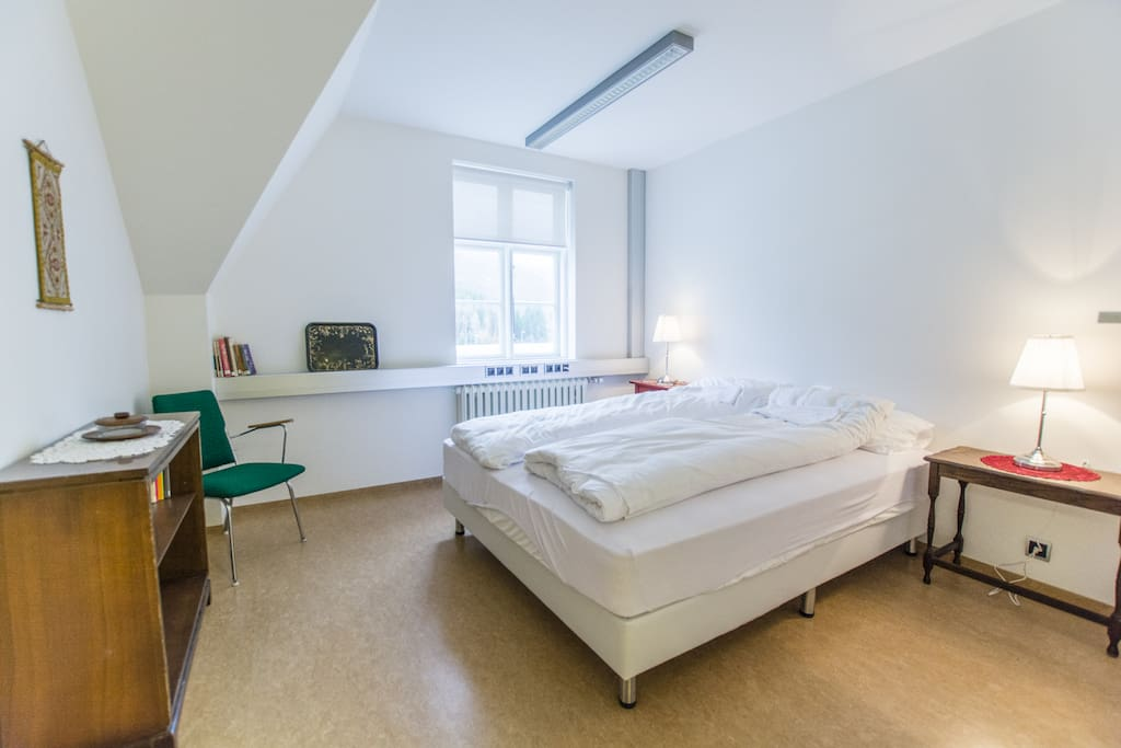 Room View, Double Bed, Decorative