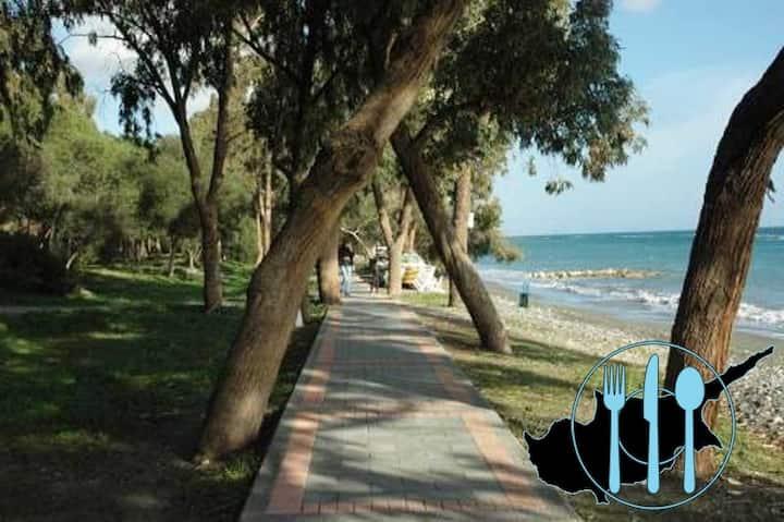 Cyprus- Limassol 2 комнатная квартира у моря
