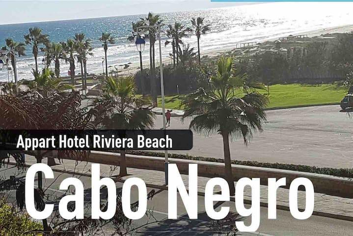 Riviera beach aparta-hotel, cabo negro tetuan