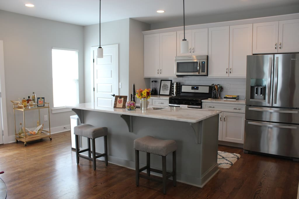 Shared Space: Kitchen