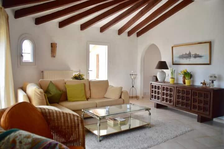 2 Bedroom Villa in Benissa!