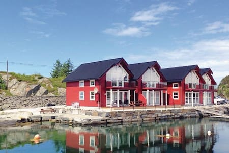 2 Bedrooms Apts in Tjeldstø - Tjeldstø