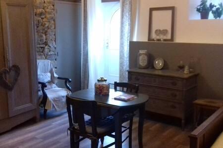 chambre d'hôtes  La Ruzardiére - Combourtillé - Domek gościnny