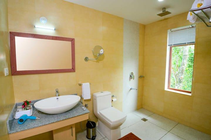 Bathroom at Plantation Room