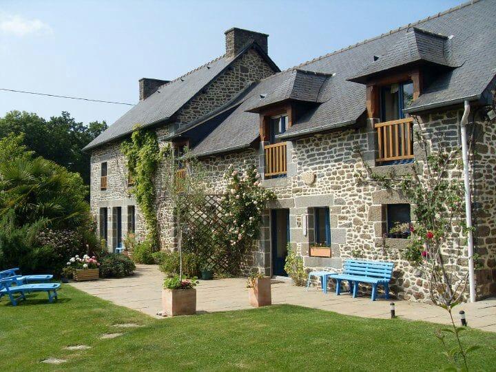Chambres d'hôtes Dinan-St Malo-Mt St Michel Océane