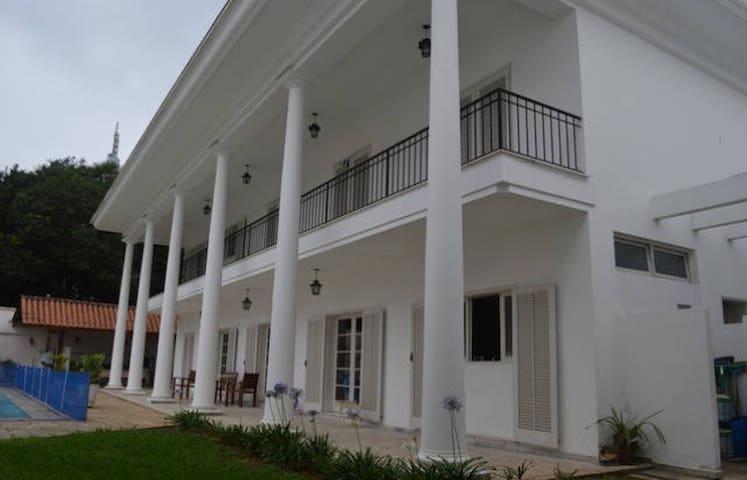 Aluga-se suite em casa confortável - San Paolo - Casa