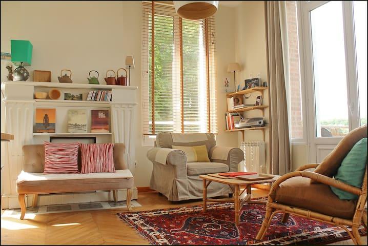 Studio-terrasse Villa Beth'
