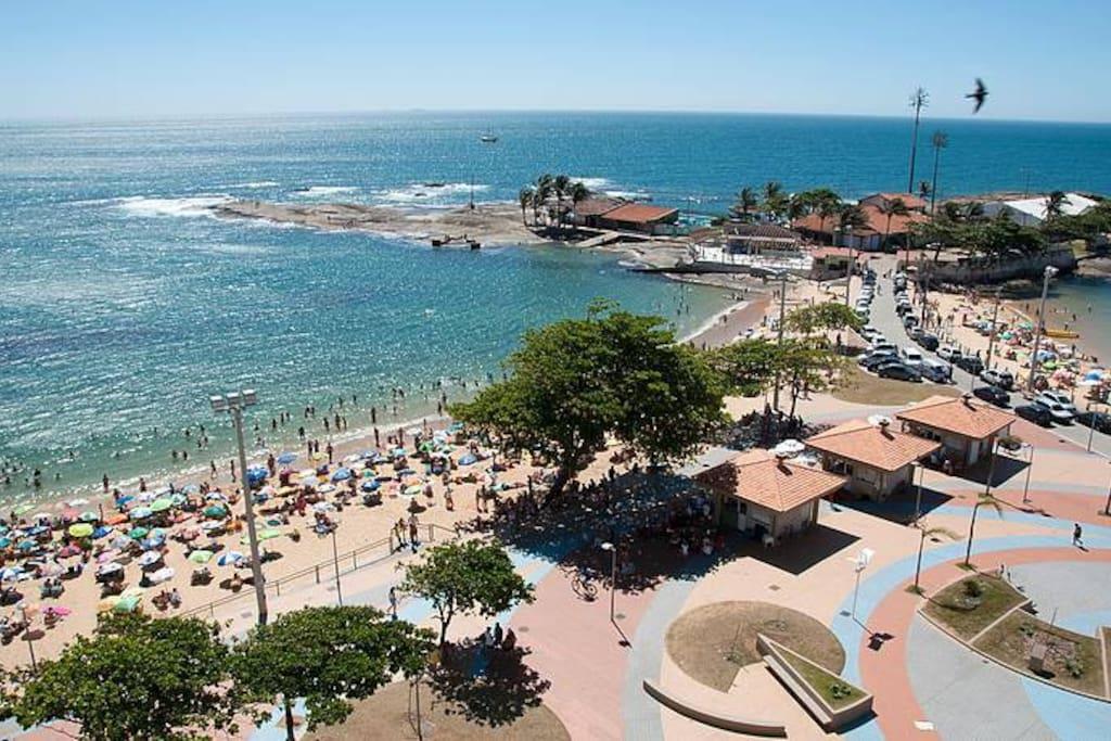 Praia da Castanheira