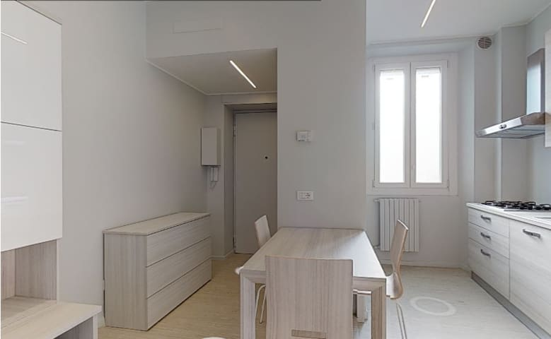 Cavallotti apartment