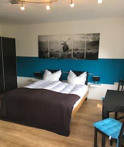 Gästezimmer für Zwei direkt am Elberadweg