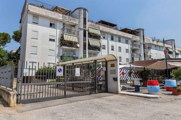 Einfaches Ferienhaus in Caserta in der Nähe des Stadtzentrums
