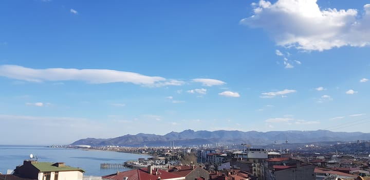 ORDU Private Roof Apartment Beatiful View