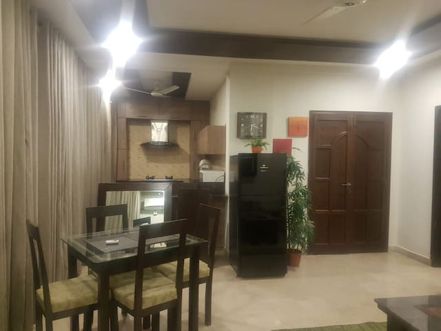 Aesthetically Furnished Apartment in Lahore