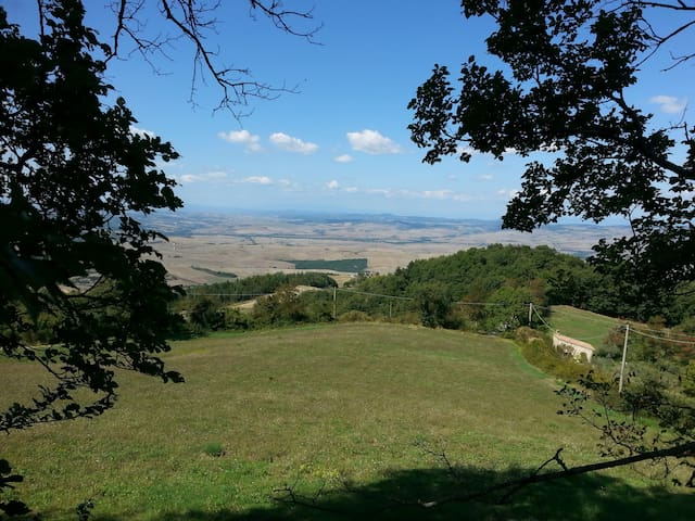 Week end di coppia in Val d'Orcia - Castiglione d'Orcia - Holiday home