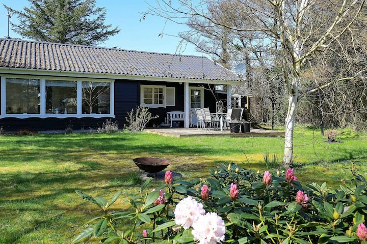Delightful Holiday Home in Ulfborg with Terrace