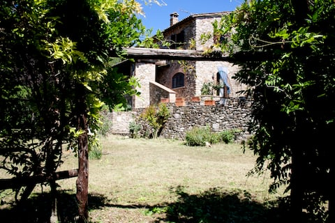Podere Belvedere country house