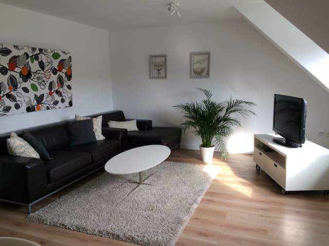 Wohnung mit Wohlfühlcharakter - Wolfsburg - Wohnung