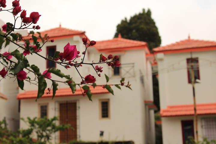 Villa Nirvana- Stocked Kitchen|Private Garden|WiFi