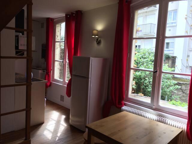 Appartement au pied de la gare nord - Le Mans - Apartmen