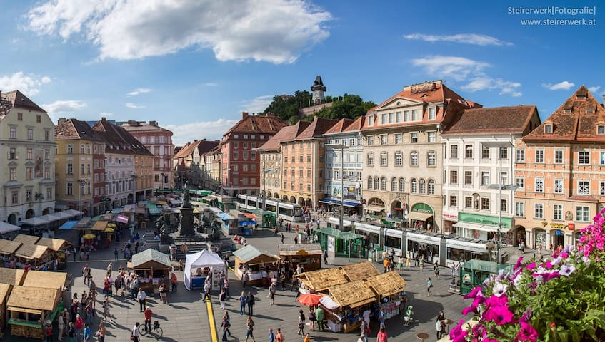Guidebook for Graz