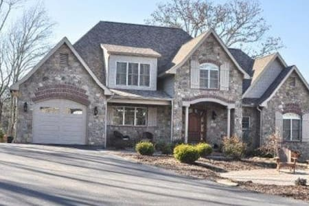Guest home in Seymour Sevier County Knoxville area