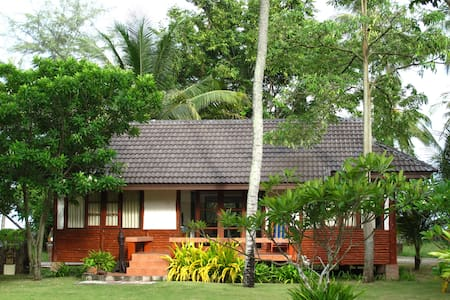 2-Bedroom Villa (P1) @ Suan Bankrut Beach Resort