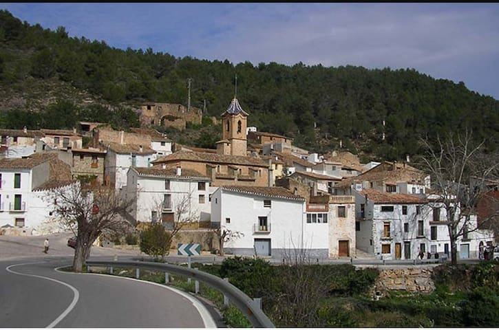 Casa rural en Sierra Espadán, Veo ( Castellón)