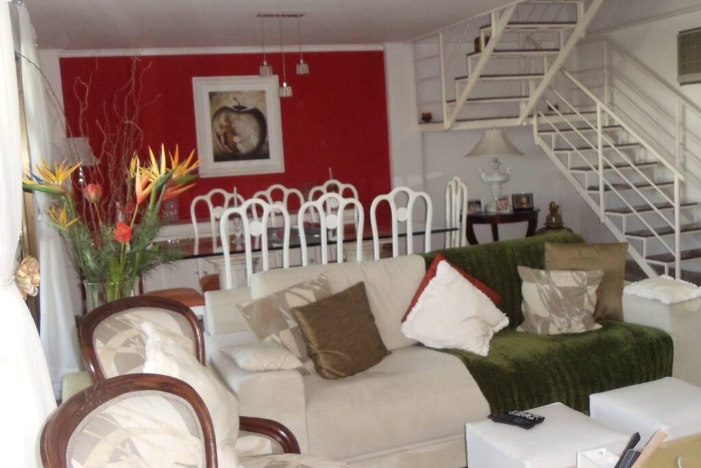 Living & Dinning Room